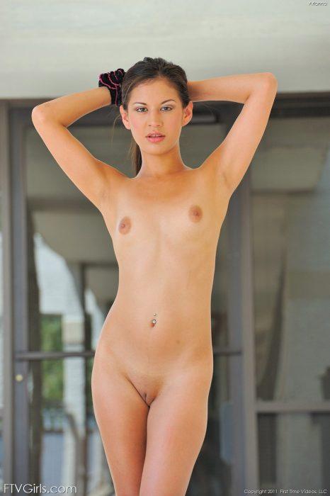 Ftv Girls Arianna panty sexy walk 10