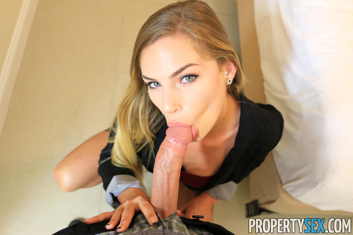 Blonde Real Estate Agent Porn - Blonde Real Estate Agent Wants to Fuck. Click ...
