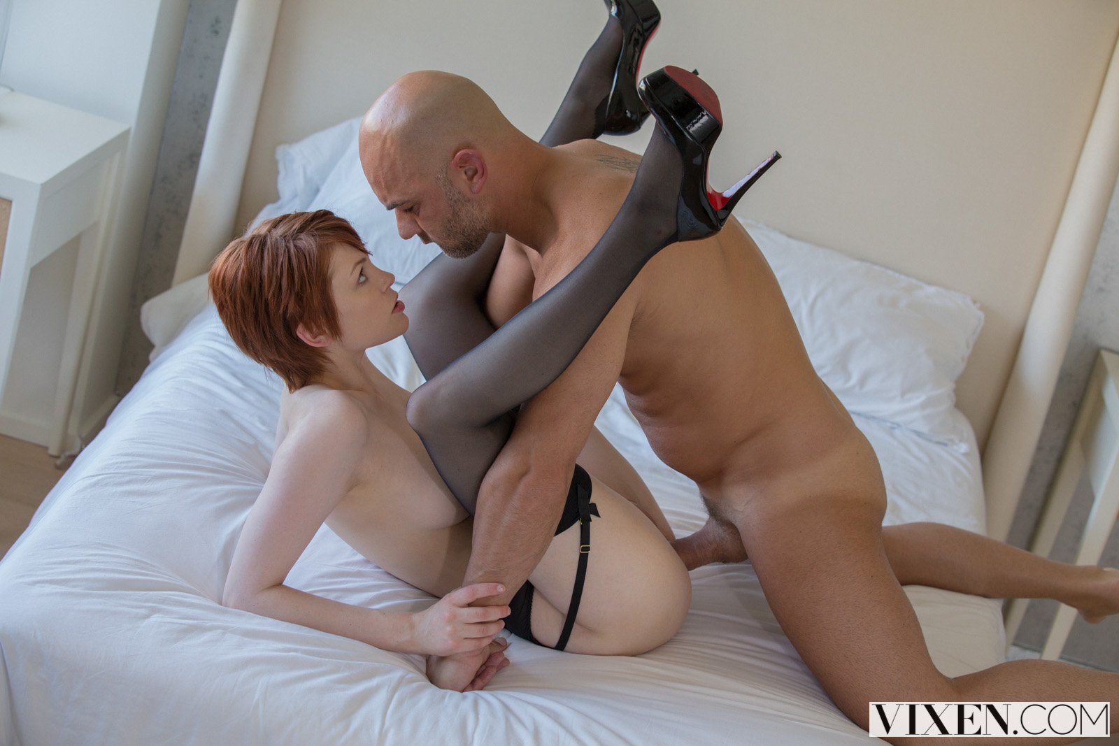 Christian Porn Tits - Vixen Bree Daniels in The Girlfriend Experience Part 1 with Christian Clay  11