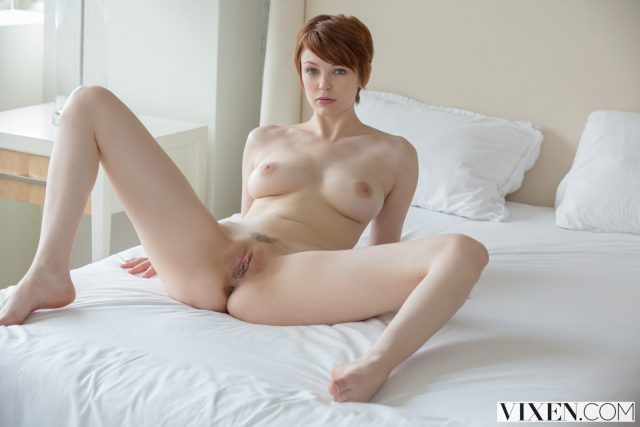 Vixen beautiful redhead bree daniels fucked by sugar daddy 2
