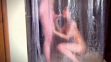 Bryci Shower Blowjob 2