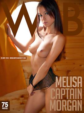 Melisa IN Captain Morgan BY WATCH4BEAUTY 1