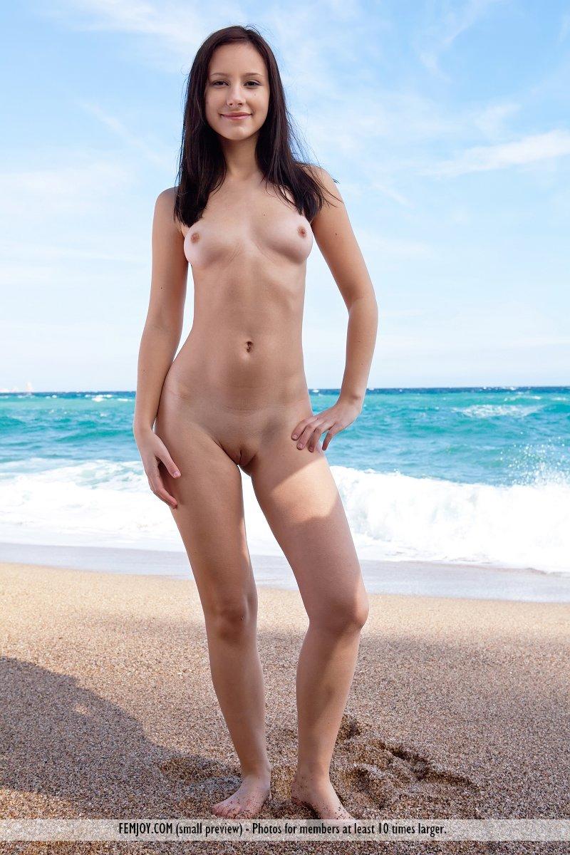 Femjoy Rosalin E - Feel The Sun - Sexy Now Nude Teens-6505