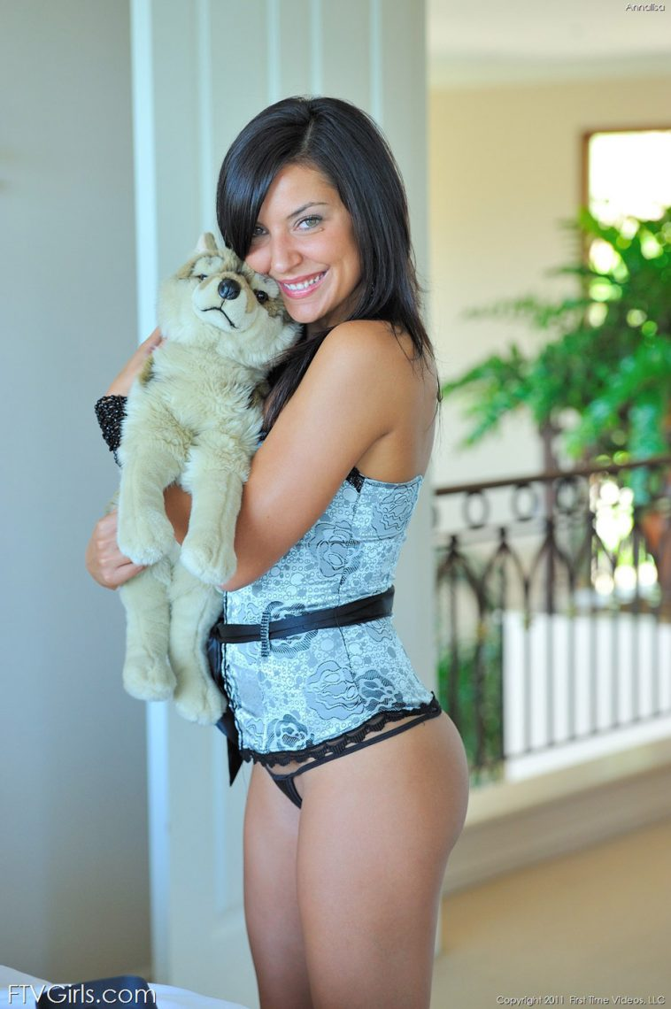 Ftv Girls Annalisa in Bedroom Lover 1