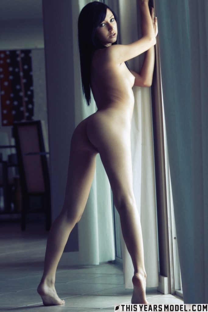 This Years Model Catie Minx in Blue - Sexy Now Nude Teens