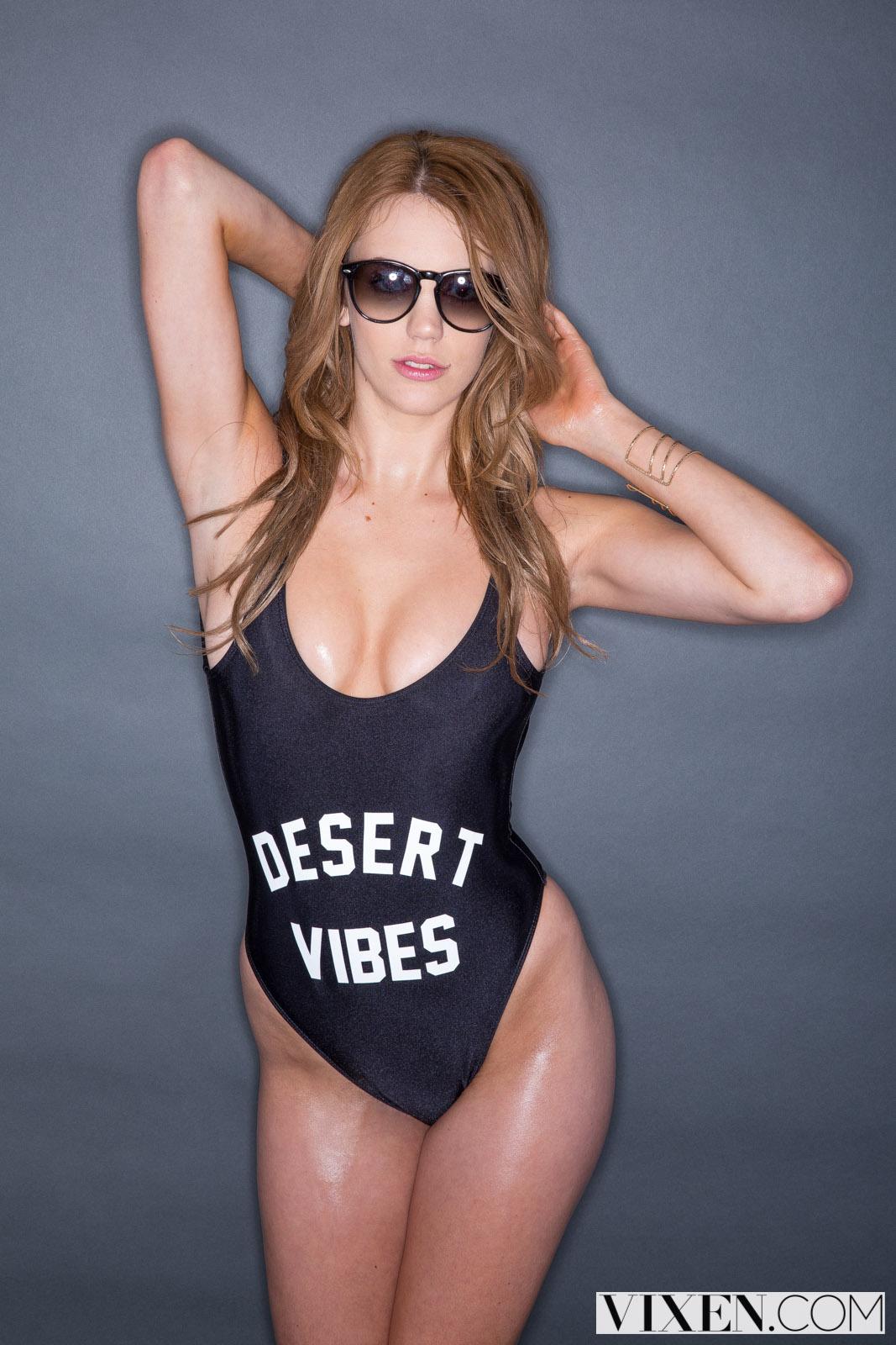Vixen fashion model blake edens intense sex session 10