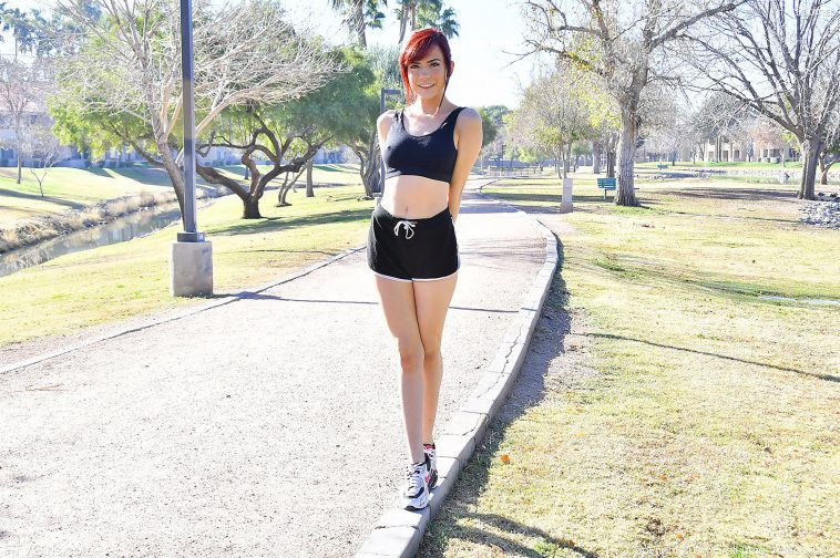 Ftv Girls Sabina Cool Day For Yoga 1