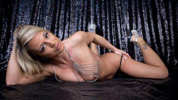 Nikki Sims Diamond Bikini 8