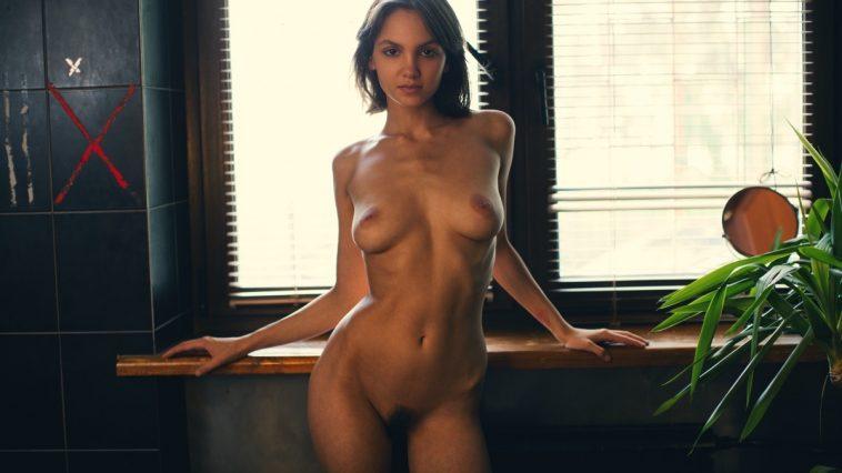 This Years Model Lara Masier Waiting 12