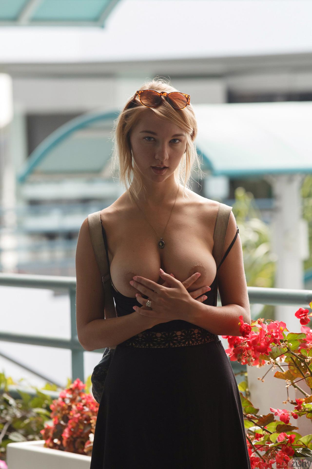 Zishy Lily Ivy Bike Seat Blues - Sexy Now Nude Teens-8812