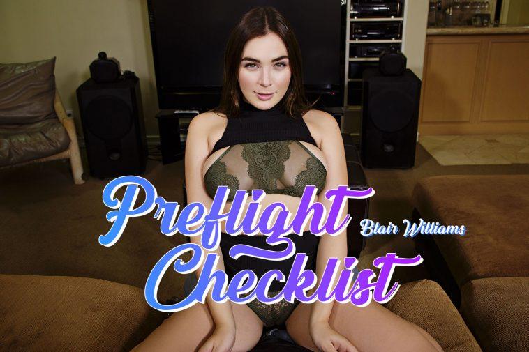 1.BadoinkVR Preflight Checklist
