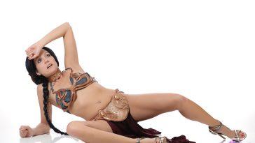 Andi Land Slave Leia Cosplay 12