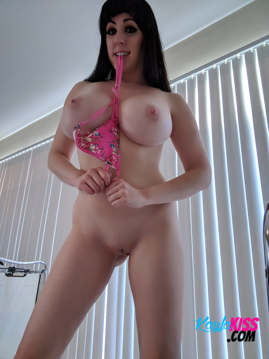 Kayla Kiss Nude Body Tease - Sexy Now Nude Teens-1743