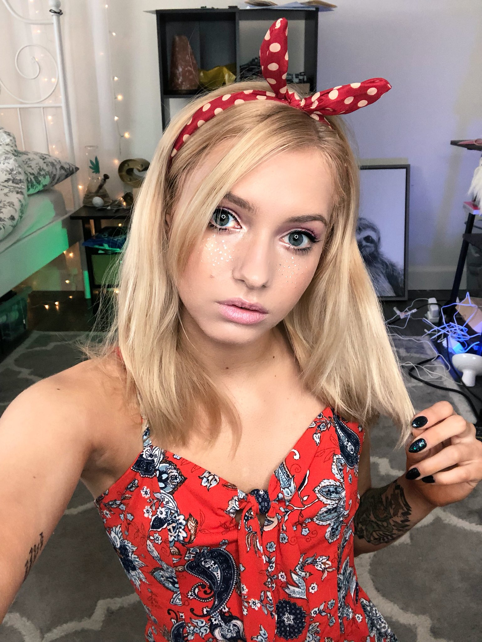 TheNovaStorm Chaturbate Cam Girl - Sexy Now Nude Teens