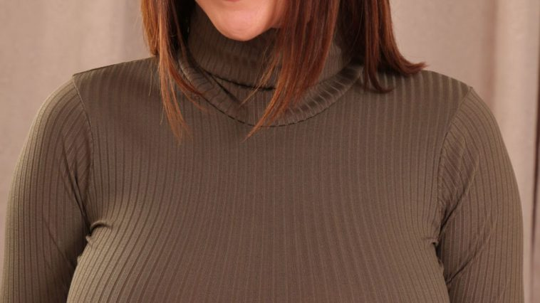only tease stacey poole tight sweater puppies