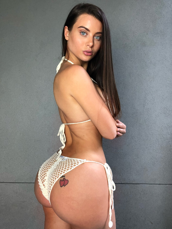 Lana rhodes naked