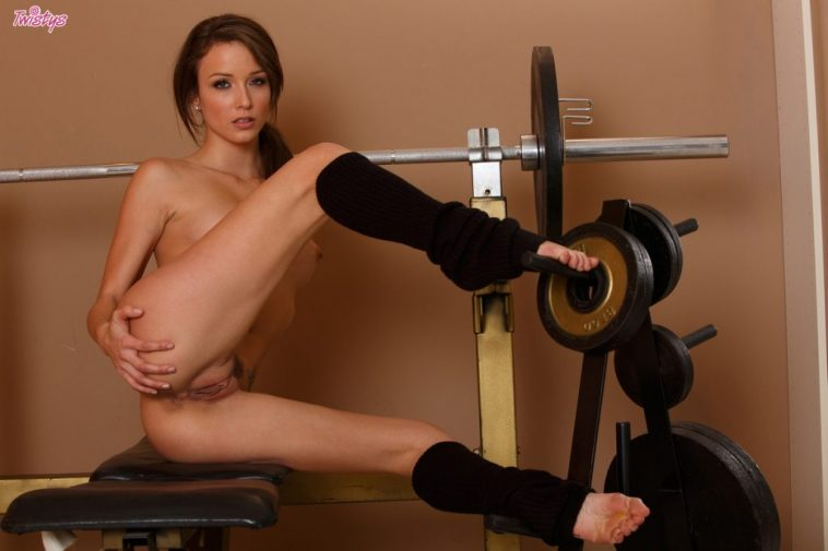 twistys malena morgan in working out 9