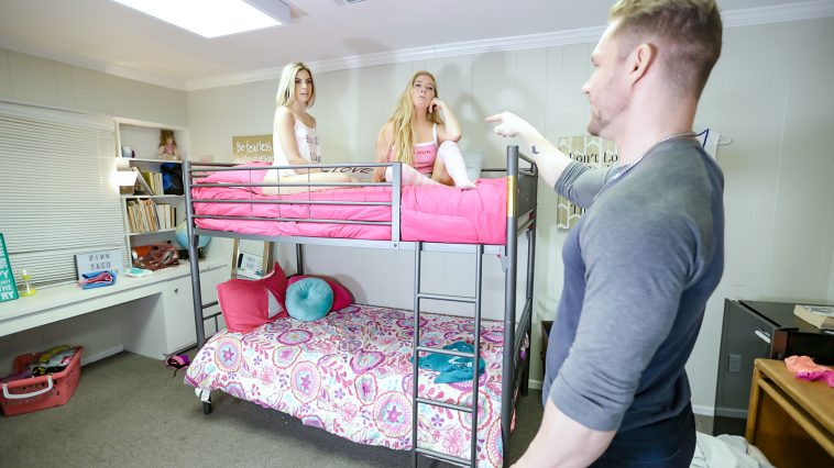 Exxxtra Small Allie Nicole Slumber Party Snatch 1
