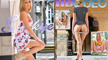 Ftv Girls Skye in Canadian Blonde
