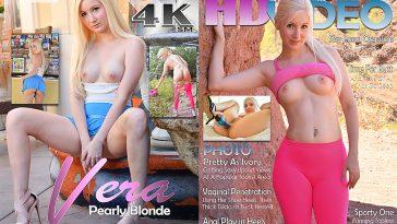 Ftv Girls Vera in Pearly Blonde