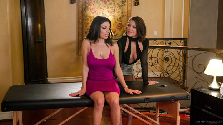 adriana chechik darcie dolce in all girl massage