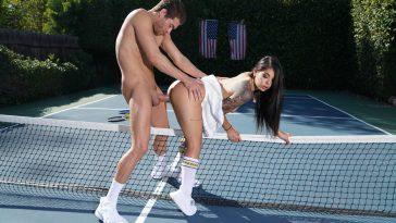 gina valentina tennis balls deep 8